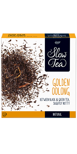 Slow Tea - Golden Oolong