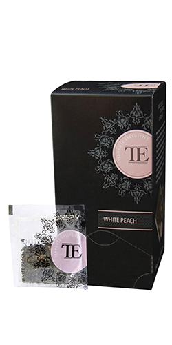 Teahouse Exclusives White Peach