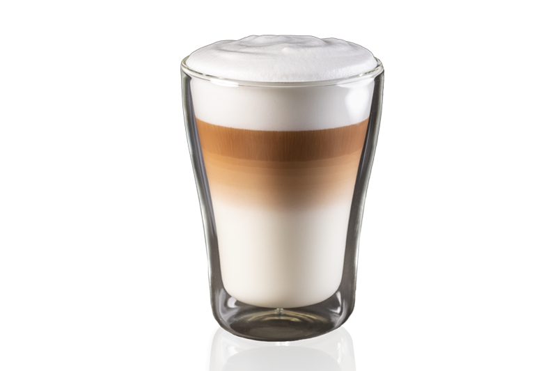 coffee perfect Getränk Latte Macchiato