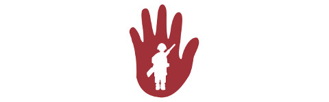 Logo Red Hand Day
